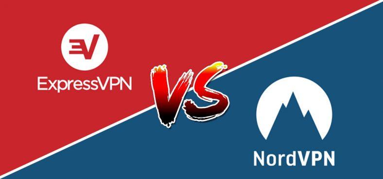 NordVPN vs ExpressVPN