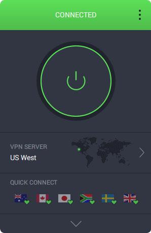 Avis sur l'application Windows de Private Internet Access