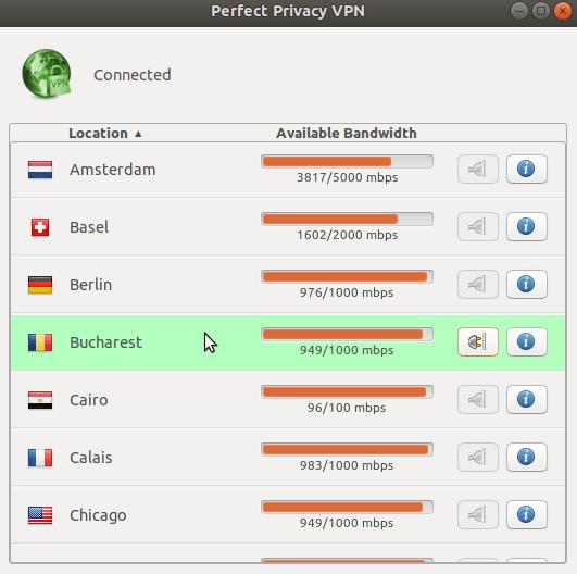client vpn linux