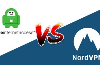 NordVPN vs Private Internet Access : le match